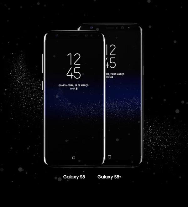 3e0911340 Smartphone Samsung Galaxy S8 Plus Tela 6.2 Memória 64GB Octa-Core ...