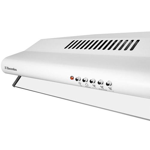 Depurador de Ar Electrolux 60cm 3 Velocidades Branco DE60B